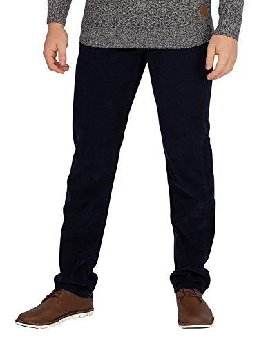 Lois Jeans Sierra Thin Corduroy broek voor heren, blauw