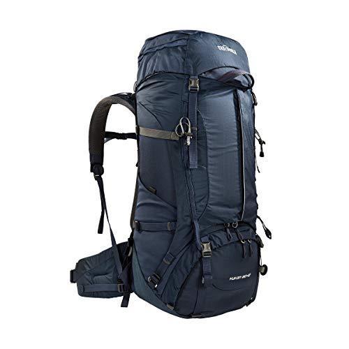 Tatonka Yukon 60+10 Sac à dos de trekking avec accès à l'avant pour homme et femme 70 l, Homme, 1344, bleu marine, 74 x 32 x 24 cm