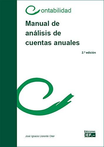 MANUAL DE ANÁLISIS DE CUENTAS ANUALES