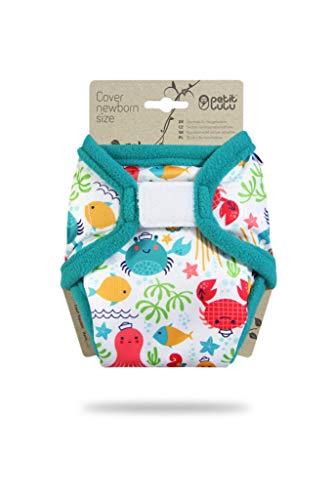 Petit Lulu – Excelente funda para pañales, diseño para recién nacido