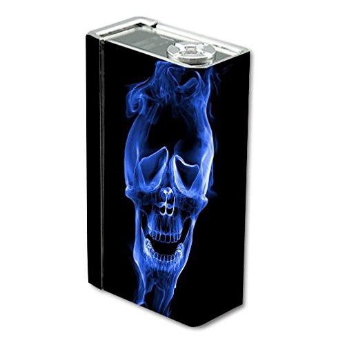 Smok X Cube BT50 Vape E-Cig Mod Box Vinyl DECAL STICKER Skin Wrap / Smoke Skull