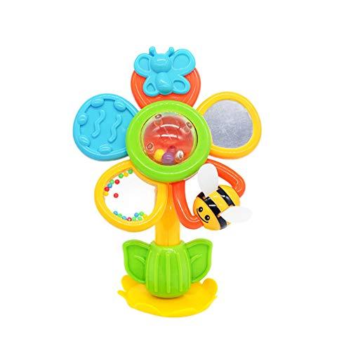 Toyvian Lot de 12 moulins /à Vent pour Enfants de 3 Ans Couleur al/éatoire