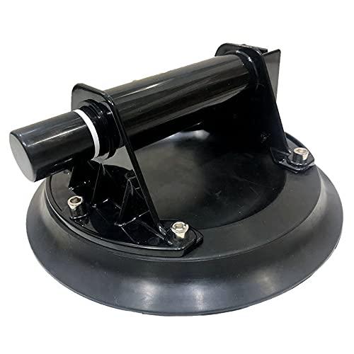 SOFACTY 8Inch Ventosa De Vacío 100 Kg De Capacidad De Carga Elevador De Vacío De Alta Resistencia para Elevación De Vidrio De Granito