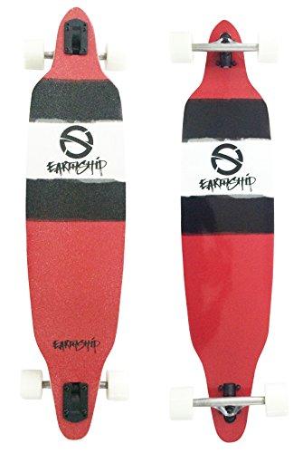 Earthship Longboard Resin Tint 41 Zoll, 105ES029