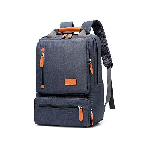 Yuzhijie Backpack, school bag, travel bag, multifunctional leisure laptop bag, Dark Gray