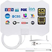 ANTOP Super Thin HDTV Digital Indoor Antenna