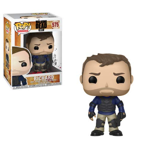 Funko Pop!- The Walking Dead Richard Figura de Vinilo (25203)