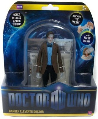 Doctor WHo The Eleventh Doctor 5 Action Figure (5+) (Ganger) by Character Options