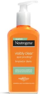 Neutrogena Visibly Clear Limpiador Diario - 200 ml.