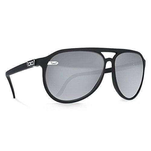 gloryfy unbreakable eyewear Uni Lifstyle-Brille GI3 Navigator Sonnenbrille Gloryfy, Black, Medium