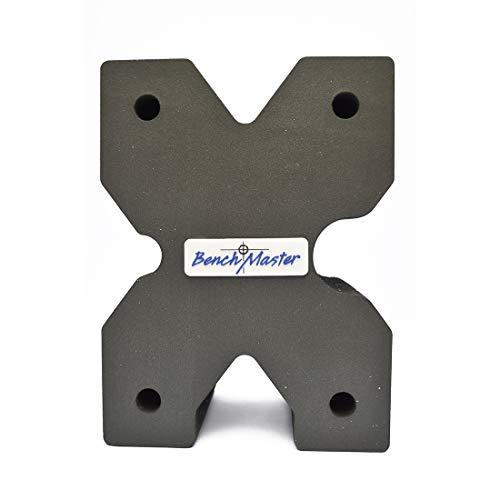 BenchMaster Weapon Rack XBlock BMWRXBLK Rest Gun Bench Shooting