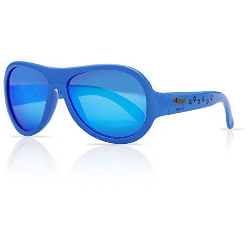 SHADEZ Baby Jungen Shz 40 Sonnenbrille, Blau (Blue), X-Small (Herstellergröße: 0-3 Jahre)