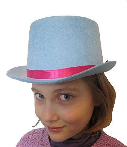 Widmann - Haut de Forme Bleu Enfant