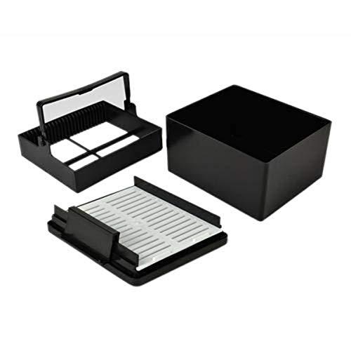 Bel-Art Scienceware (F44180-0000) Slide Rack for Slide Staining and Storage System; 25 Slide Capacity