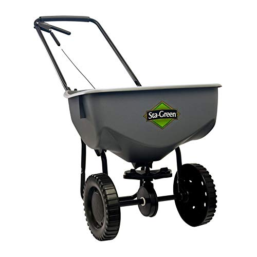 Review Of Sta-Green 32-lb Broadcast Spreader