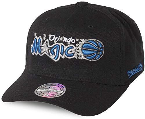 Mitchell & Ness Orlando Magic INTL132 110 Curved Eazy NBA Flexfit Snapback cap One Size