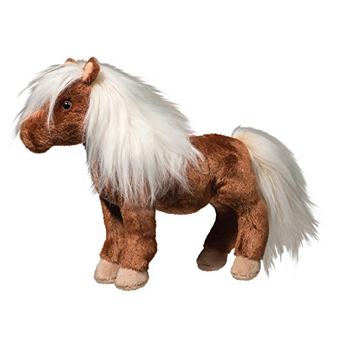 Douglas Tiny Shetland Pony Plush Stuffed Animal