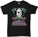 HONGA Mighty Jason Voorhees Halloween Mask T Shirt M