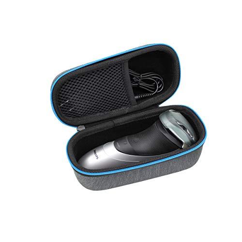 ESCOCO Duro Estuche Viajes Funda Bolso para Philips Shaver Series 1000 3000 1510 3510 Máquina de afeitar Recortadora
