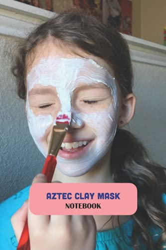 Aztec Clay Mask Notebook: Notebook Journal  Diary/ Lined - Size 6x9 Inches 100 Pages