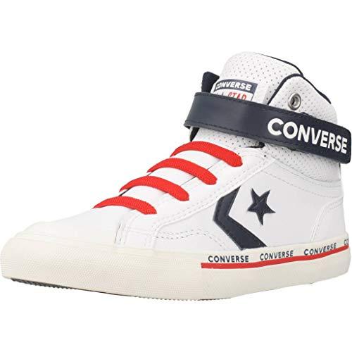 Converse 669253C PRO Blaze Strap - HI White/Obsidian/UNIVE Größe 38 EU White/Obsidian/UNIVE