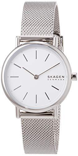 Skagen Reloj Analogico para Mujer de Cuarzo con...