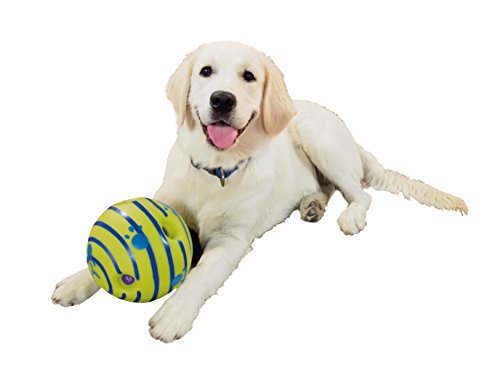 WOBBLE WAG GIGGLE Sound Ball for Dogs – As Seen on TV