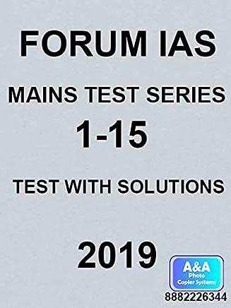 Amazon in: Forum IAS: Books