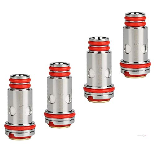 Uwell Whirl Coils 4er Pack 0,6 Ohm 18-22 Watt Verdampfer köpfe