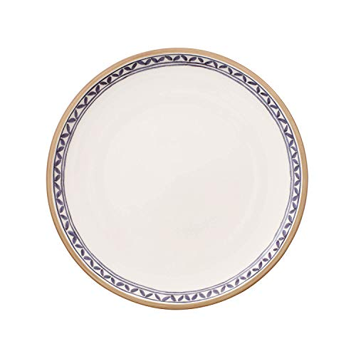 Villeroy & Boch Artesano Provençal Lavendel Speiseteller, 27 cm, Premium Porzellan, weiß/bunt