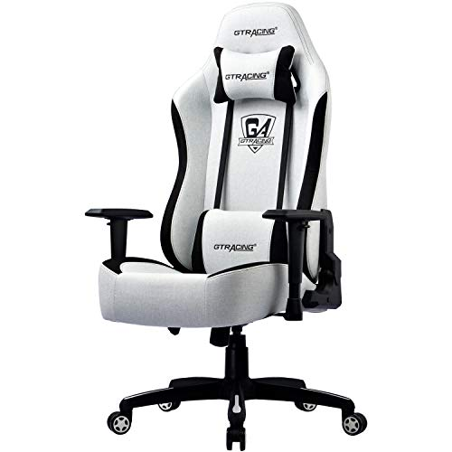 Gtracing Gaming Chair Office Chair High Back Fabric Computer Chair Desk Chair Pc...
