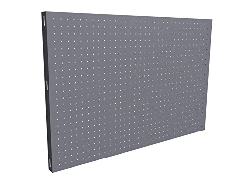Simonrack 30231206008 Panel metálico perforado (1200 x 600 mm) color gris oscuro