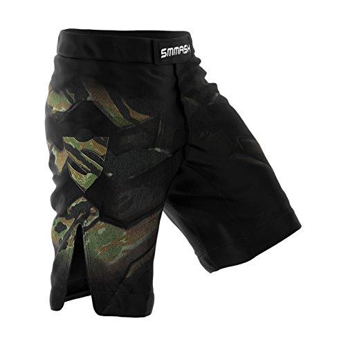 Smmash Shorts Tiger Armour Boxen Kampfsport MMA BJJ UFC (L)