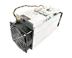 Bitcoin Mining Hash Rate: 13.0TH/s ±5% Mines Bitcoin, Bitcoin Cash, and other SHA256-Based Coins No Software Required - Built-in Web Interface Allows For Easy Configuration Extremely Power Efficient - Uses Just 0.099 Watts/GH Host Computer Not Requir...