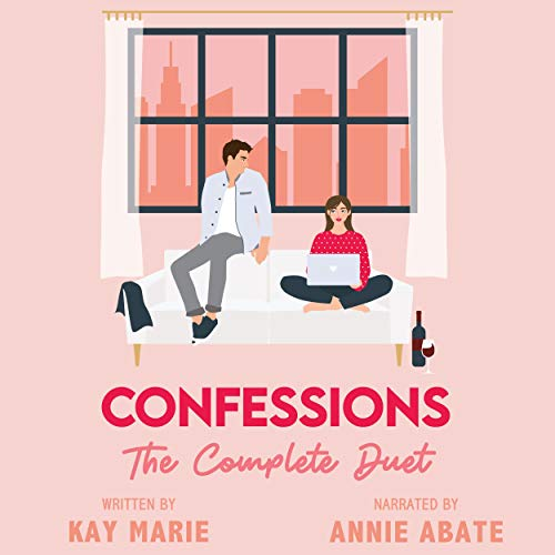 Confessions Audiobook By Kay Marie cover art