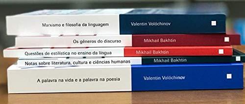 Coleção Ensaios Do Círculo De Bakhtin