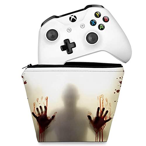 Capa Xbox One Controle Case - Fear The Walking Dead