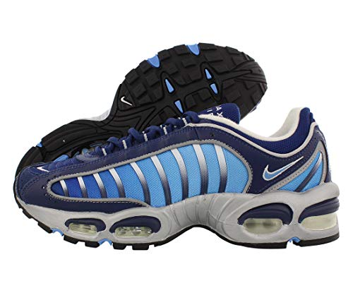 Nike Mens Air Max Tailwind IV Running Shoes (Blue Void/University Blue, Size 7 M US)