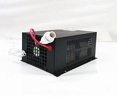 LCD Screen Display 80W co2 Power Supply for 80w Laser Tube Transformer DHL TNT FedEx Fast Shipping