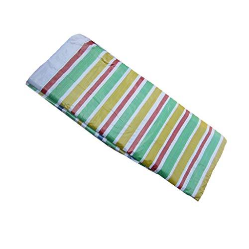 TONG YUE SHOP Bande de Couleur de Tissu Couvert de triage de Tapis de Camion de Tissu de Tissu bâche imperméable de Bande de Couleur de Pluie (Size : 3.8x7.8 Meters)