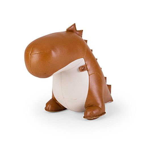 Züny - Fermalibri a Forma di Dinosauro Bobo Tan