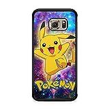 Coque pour Samsung Galaxy S7 Pokemon go Team Pokedex Pikachu Manga Tortank...