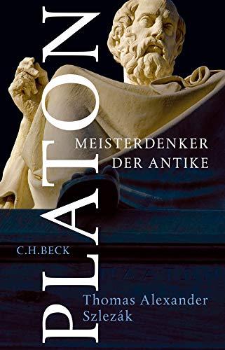 Buchseite und Rezensionen zu 'Platon: Meisterdenker der Antike' von Thomas Alexander Szlezák