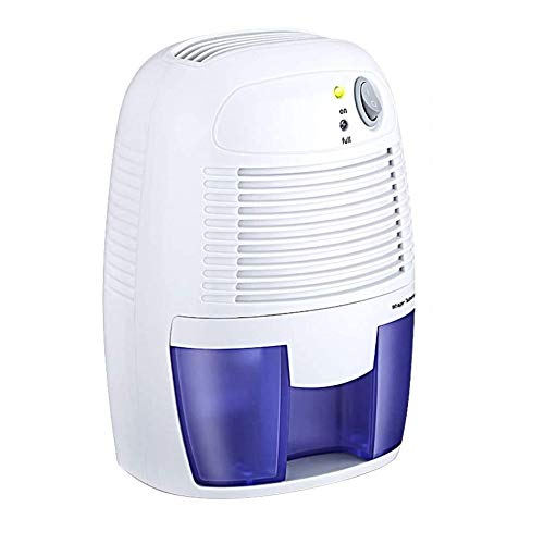 Haude Luftentfeuchter, USB, tragbar, elektrische Kühlung mit 500 ml Wassertank für Zuhause, Schlafzimmer, Küche, Büro, Auto