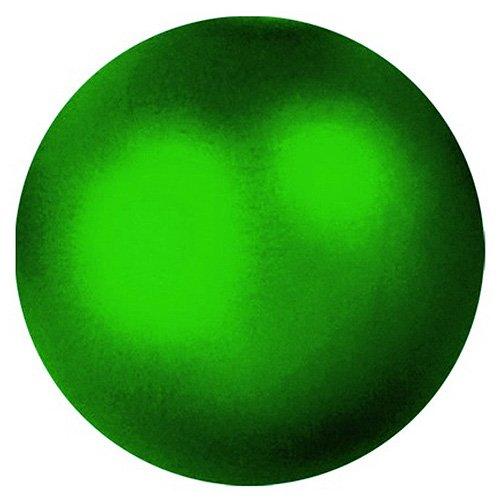 Europalms 62023 Decoball Métallique Vert 35 cm Lot de 48