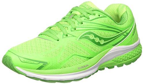Saucony Mujer Ride 9-W Zapatillas de Running de competición Multicolor Size: 40 EU