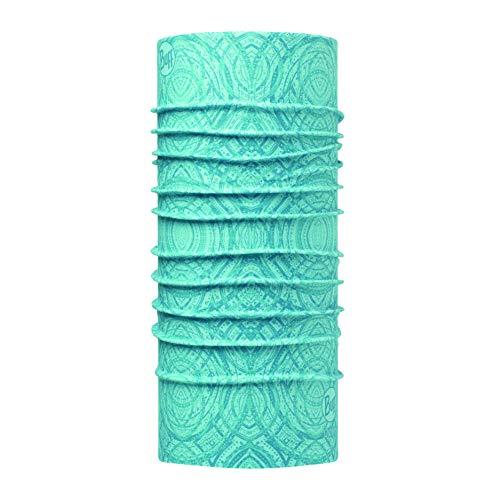 Buff Mash Tour de Cou Protection Solaire Mixte Adulte, Turquoise, FR Fabricant : Taille Unique