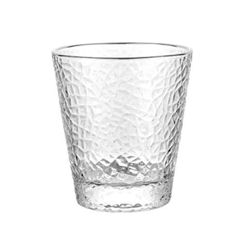 Gafas Highball Gafas Base pesada clara Gafas de cerveza, gafas para beber para agua, jugo, cerveza, vino y cócteles 13.z gafas Jsmhh (Color : A2)