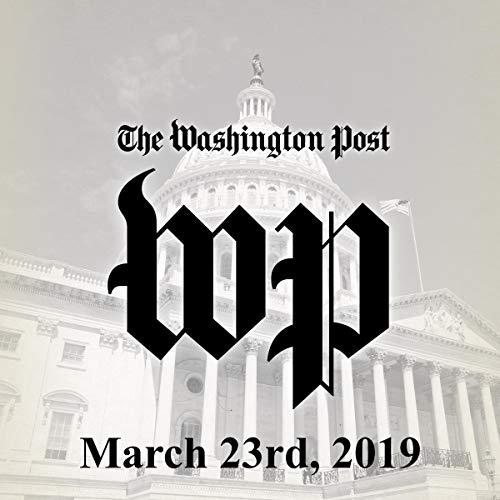 『March 23, 2019』のカバーアート