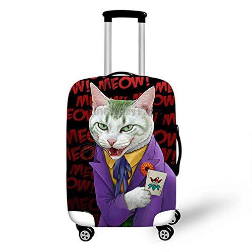 Funda elástica para Maleta de Gatos, para Maletas de 18 a 32 Pulgadas, con Cremallera